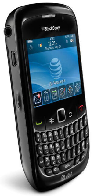 NEW Unlocked BlackBerry AT&T Mobile Curve Smartphone GSM WIFI