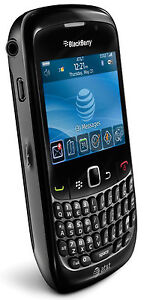 NEW Unlocked BlackBerry AT&T Mobile Curve 8520 Smartphone GSM WIFI