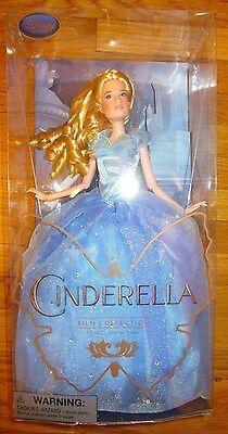 Disney Store Cinderella Live Action Movie Doll 2015 Film Collection Exclusive