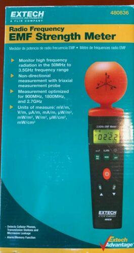 Extech Instruments Rf/Emf Strength Meter, Tool 480836 w/ Free S&H
