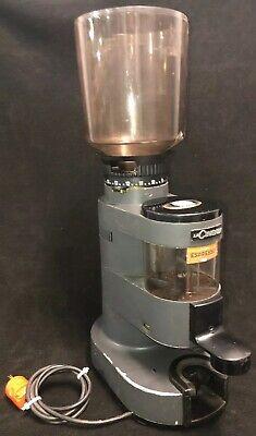 La Cimbali Model Md-65 Coffee Grinder Single Phase 120v 300w