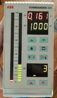 Abb C5050000std Process Controller Commander 500