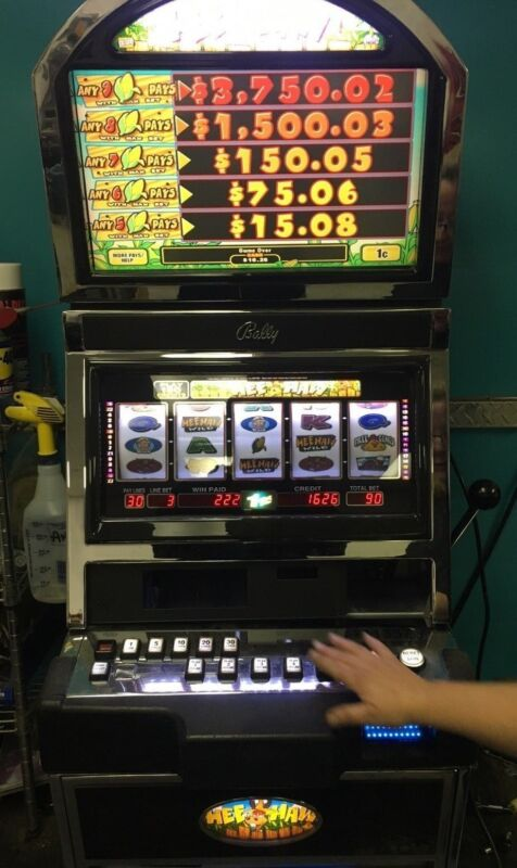 """BALLY ALPHA S9000  """"HEEHAW"""" QUICKHITS"""