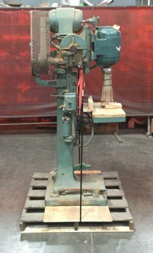 B. M. Root Co.  Single Head Vertical Boring Machine Model G-M  / 2 HP / 440V