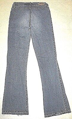 Vintage Bongo Girls Jeans Bell Bottoms Juniors Blue Size 7