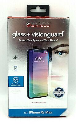 Nuevo Glass + Visionguard Protector Pantalla Cristal Por ZAGG Para 6.5