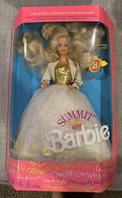 Summit Barbie Doll - 1990 Vintage NRFB