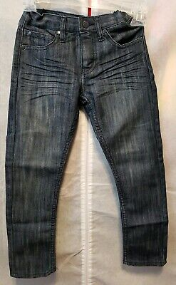 Kids Girls Boys Nautica Jeans Size 6 Blue Inseam 19 Inches