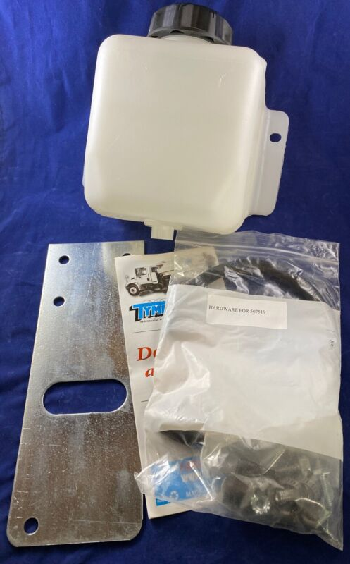 Tymco 507519 Retrofit Kit-Kub Coolant Rec Tymco Sweeper New