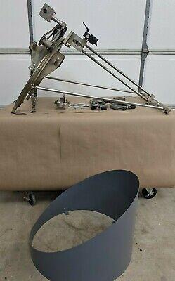 Mathey Dearman 3sa 18-20 Motorized Pipe Beveler Beveling Machine W Attachments