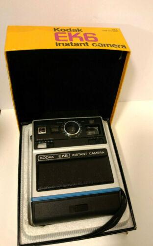 Kodak EK6 Instant Camera W/ Box