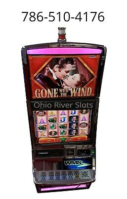 "Williams Bluebird 2 Slot Machine ""Gone with the Wind"""