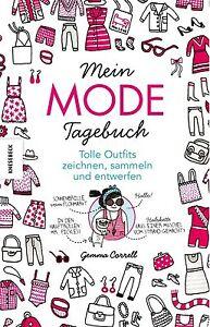 Mein Mode-Tagebuch von Gemma Correll   NEU und UNGELESEN