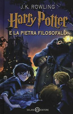 Harry Potter e la pietra filosofale. Nuova ediz.: 1 - J. K. Rowling