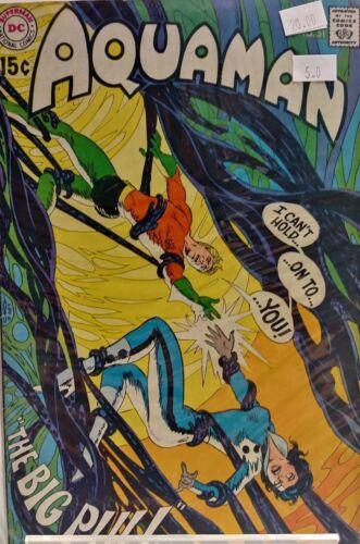 Aquaman Issue #51 FN 5.0+