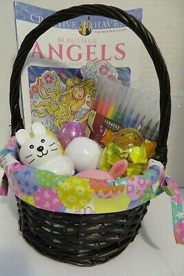 Easter Gift Basket For Kids - Halloween Gift Baskets For Kids