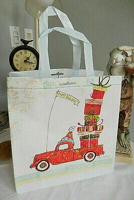 ❤️ Christmas Holiday Truck Reusable CHIC Shopping Tote Bag ❤️ Robbin Rawlings ()