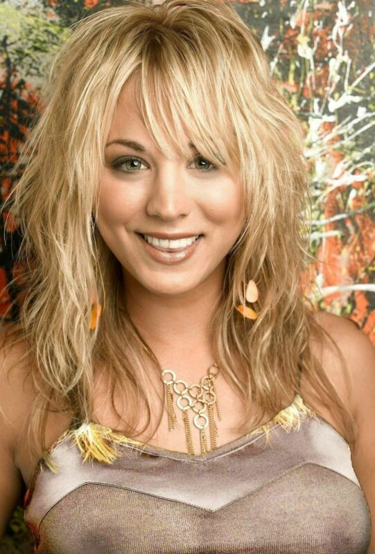 Kaley Cuoco With Transparency 8x10 Picture Celebrity Print