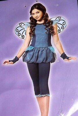 Blue Dragonfly Child Halloween Costume size Large Halloween Party Totally Ghoul (Halloween Dragonfly)