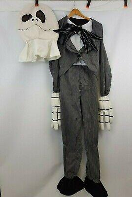Jack Skellington Nightmare Before Christmas Disney Store Fancy Dress Costume for sale  Lincoln