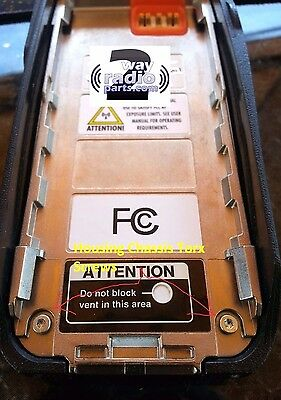 Motorola Mototrbo Housing Cover Screws Xpr6500 Xpr6550 Xpr6350 Xpr6300 Xpr6580