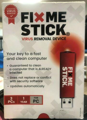 FixMeStick Virus Removal Device - 3PCs