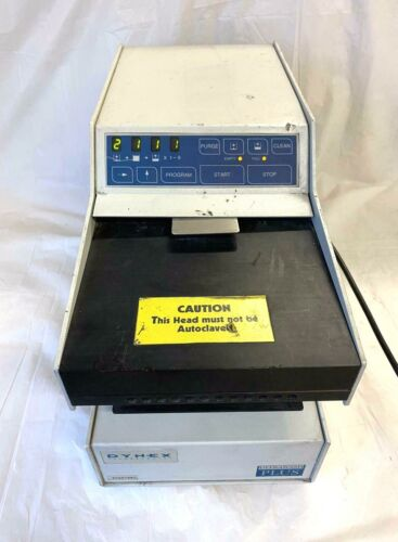 DYNEX Ultrawash Plus Microplate Plate Washer Lab Laboratory Benchtop Unit