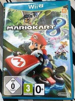 Mario Kart 8 - Wii U - USED - Nintendo