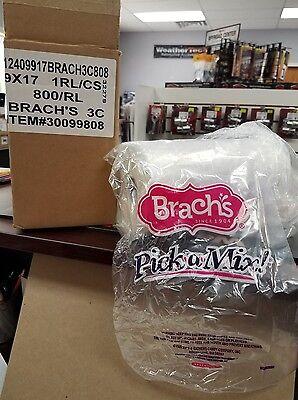 9x17 poly Brach's bags 800/rl #30099808