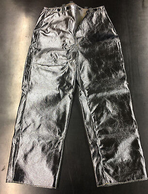 Steel Grip Ath410 Aluminized Thermonol Overpant Size Large Save Big