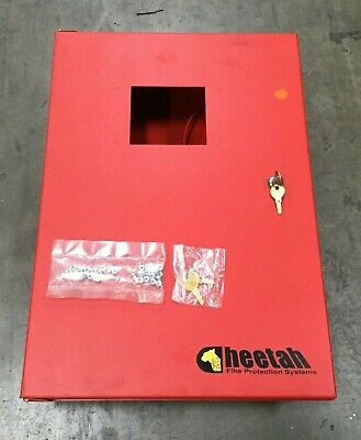 Fike Cheetah Fire Protection Systems Model 10-052 Signal System Enclosure 1