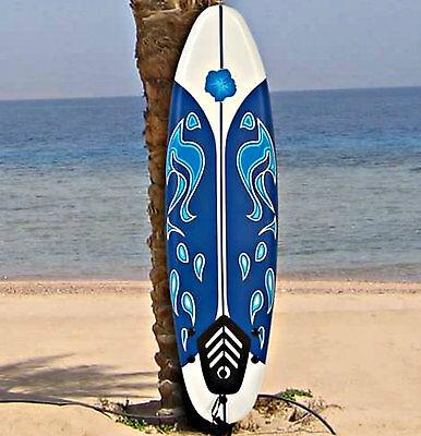 Kyпить Surfboard Stand Up Paddle Surf Foamie Longboard 6