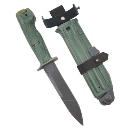 Airsoft Special Scout Knife NRS-2 w Sheath Russian ArmyTraining Replica