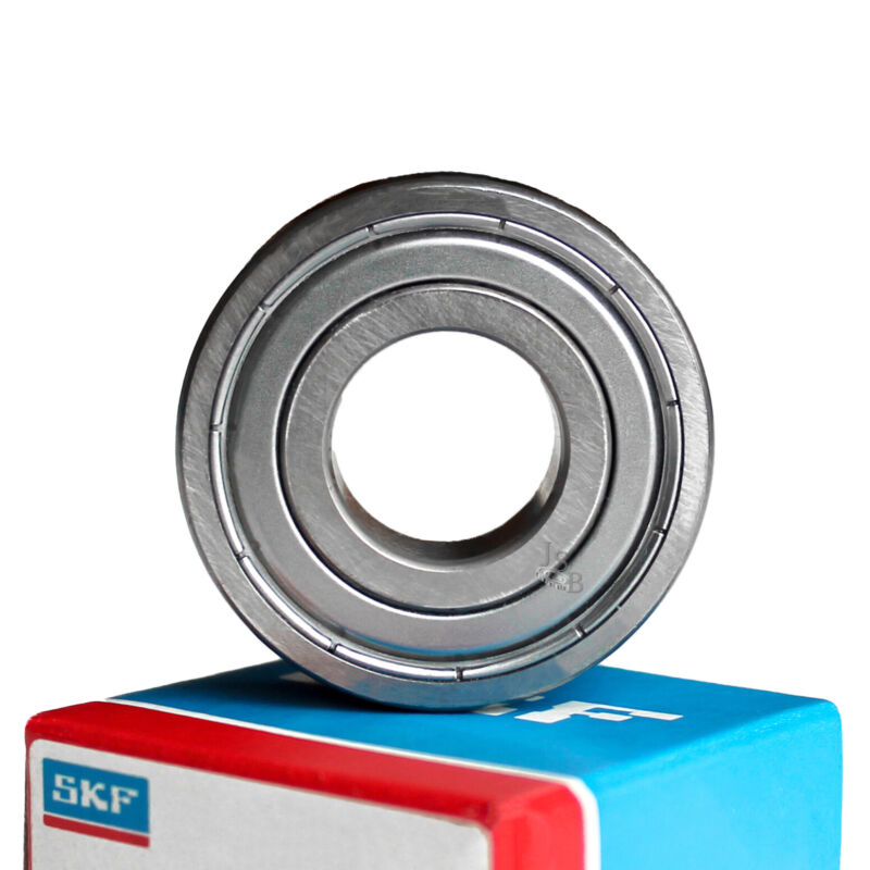 6001-ZZ C3 SKF Brand Metal Shield Ball Bearing 12x28x8 6001 2Z 6001Z