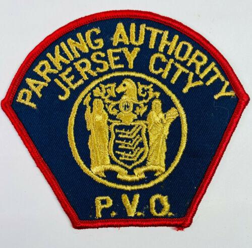 Jersey City Parking Authority PVO Hudson County New Jersey NJ Patch (A6)