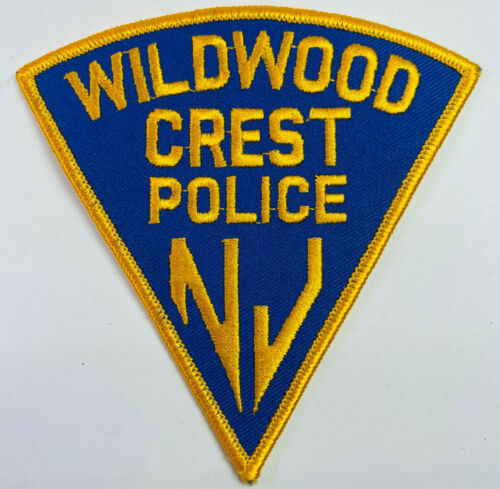 Wildwood Crest Police Cape May County New Jersey NJ Patch (B2)