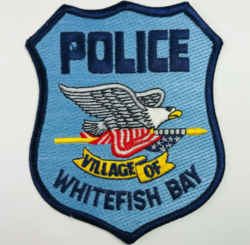 Whitefish Bay Police Milwaukee County Wisconsin Patch