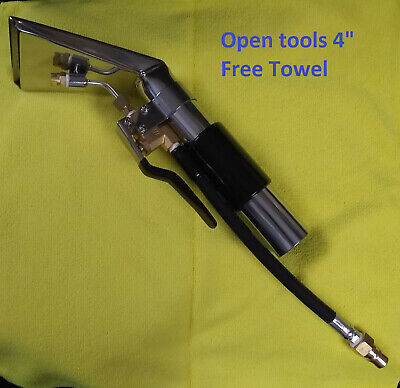 Free Towel Detail Upholstery Tool Open Wand 4wide Detailing Carpet Clean Usa
