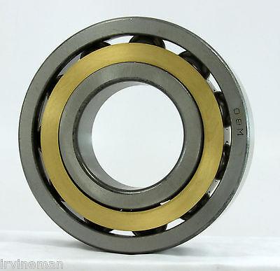 7200acm Angular Contact Bearing Bronze Cage 10x30x9 Ball Bearings 20654