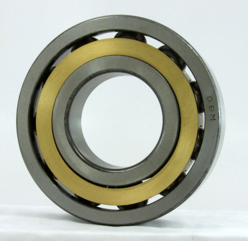 7205acm Angular Contact Bearing Bronze Cage 25x52x15 Ball Bearings 20641