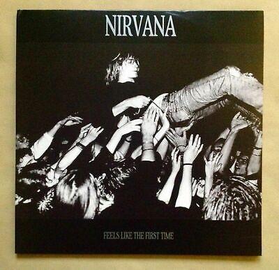 Feels Like The First Time von Nirvana