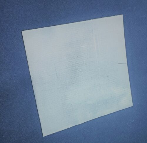 High Purity Indium Foil 99.999% 100mm by 100mm by 0.20 mm thick