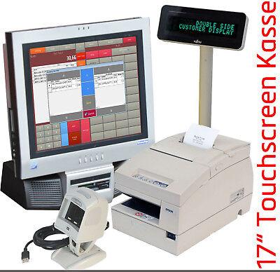 Till Cash Register System F Bistro Imbis Dealer 17 16 78in Touchscreen