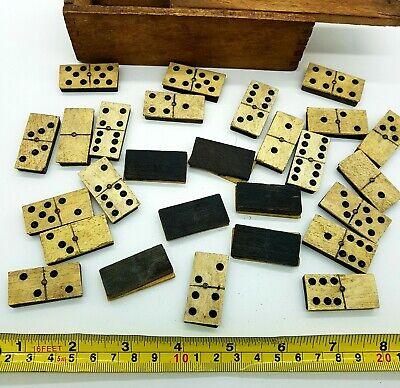 Black Domino Gaming Pendant Oval Trinket Jewelry Box