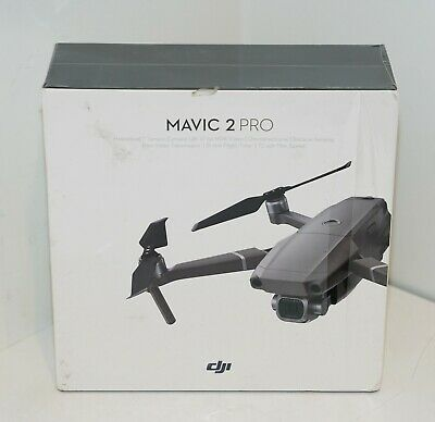 DJI MAVIC 2 PRO QUADCOPTER Implausible CONTROLLER GRAY HASSELBLAD 4K HDR 8KM RNG 31M