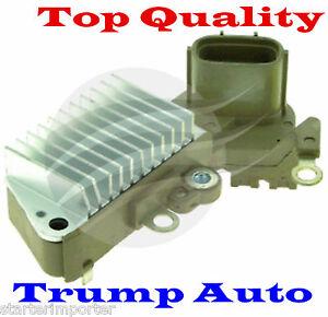 Voltage Regulator for Toyota Camry Celica RAV4 with Oval Plug Alternators