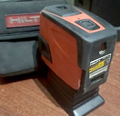Hilti Pmp 45 Plumb And Square 5-point Self-leveling Laser With Case
