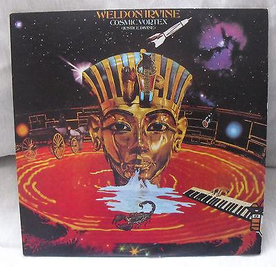 WELDON IRVINE  COSMIC VORTEX - BMG DRL11794- REISSUE