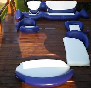 98-99 SeaDoo Sportster 1800 CUSTOM SEAT COVER 23 PC KIT! Any color
