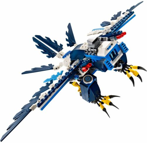 Lego Legends of Chima Eris' Eagle Interceptor 70003 New in Box
